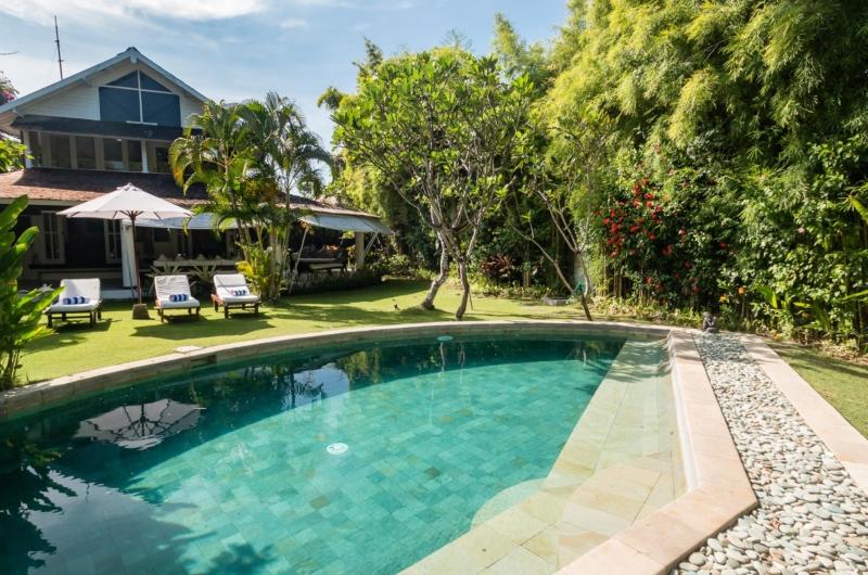 Gardens and Pool - Villa Pandora - Seminyak, Bali