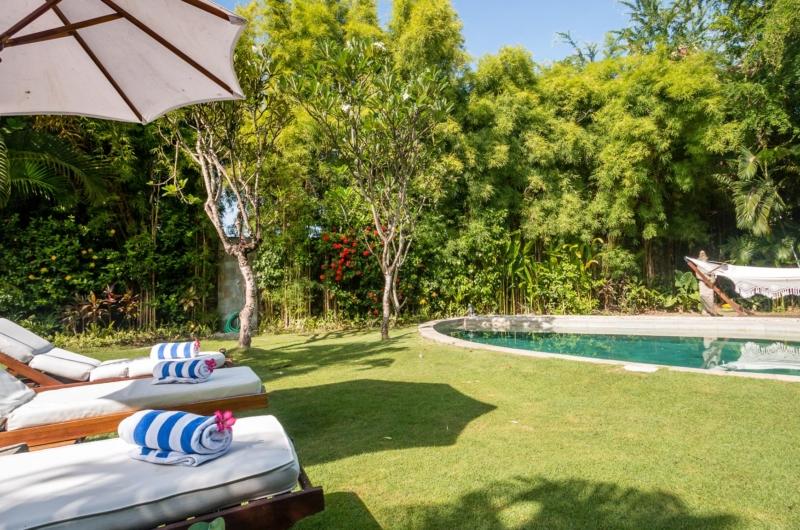 Reclining Sun Loungers - Villa Pandora - Seminyak, Bali