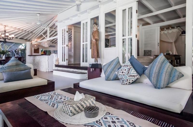 Indoor Living Area - Villa Pandora - Seminyak, Bali