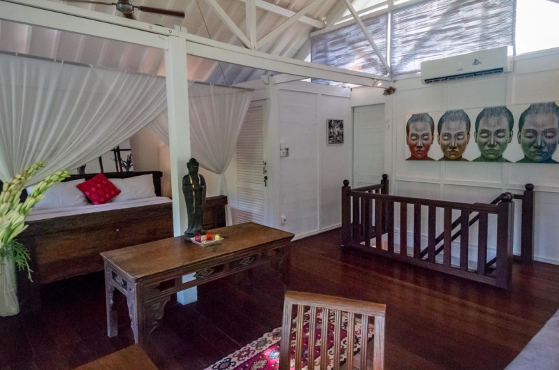 Up-Stairs Bedroom - Villa Pandora - Seminyak, Bali