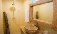 Bathroom with Mirror - Villa Pandora - Seminyak, Bali