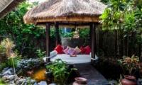 Open Plan Seating Area - Villa Pandora - Seminyak, Bali