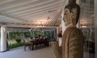Open Plan Dining Area - Villa Pandora - Seminyak, Bali