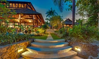 Gardens - Villa Pangi Gita - Pererenan, Bali