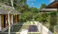 Lawns - Villa Pangi Gita - Pererenan, Bali