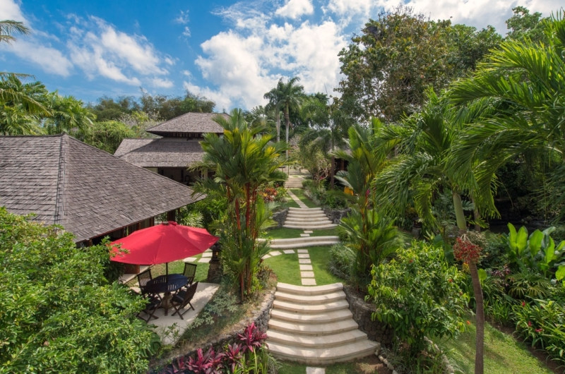 Top View - Villa Pangi Gita - Pererenan, Bali