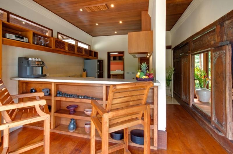Kitchen Area - Villa Pangi Gita - Pererenan, Bali