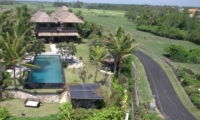 Top View - Villa Pantai Lima Estate - Canggu, Bali