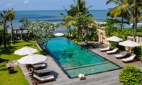 Pool with Sea View - Villa Pantai Lima Estate - Canggu, Bali
