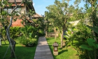 Pathway - Villa Pantai Lima Estate - Canggu, Bali