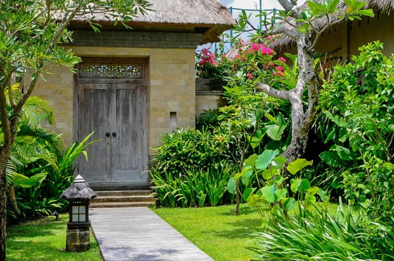 Entrance - Villa Pantai Lima Estate - Canggu, Bali