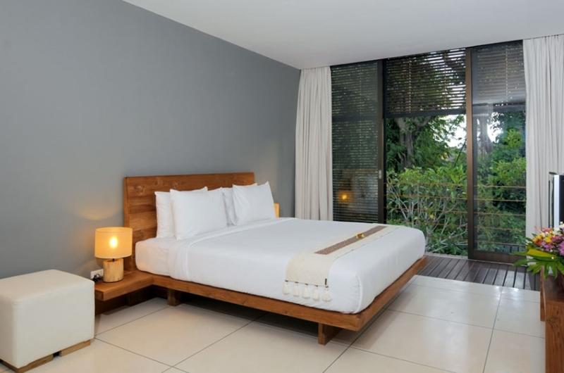 Bedroom with View - Villa Paya Paya - Seminyak, Bali