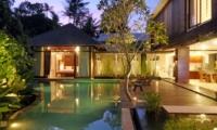 Pool Side Loungers - Villa Paya Paya - Seminyak, Bali