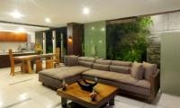 Living and Dining Area - Villa Paya Paya - Seminyak, Bali