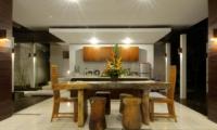 Kitchen and Dining Area - Villa Paya Paya - Seminyak, Bali