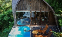 Swimming Pool with View - Villa Pererepan - Ubud, Bali