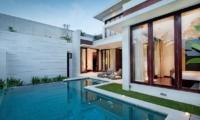 Pool Side - Villa Portsea - Seminyak, Bali