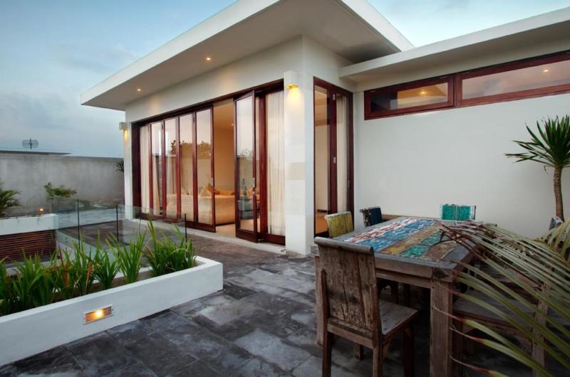 Open Plan Dining - Villa Portsea - Seminyak, Bali