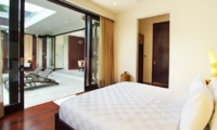 Bedroom with View - Villa Portsea - Seminyak, Bali