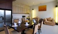 Dining Area - Villa Portsea - Seminyak, Bali