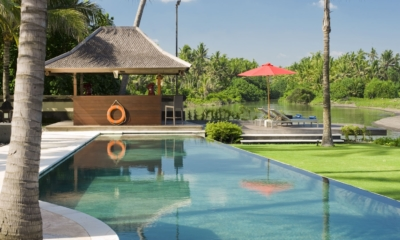 Swimming Pool - Villa Pushpapuri - Sanur, Bali