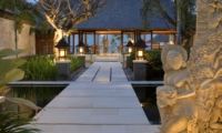 Pathway - Villa Pushpapuri - Sanur, Bali