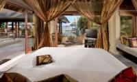 Bedroom with Sofa - Villa Pushpapuri - Sanur, Bali