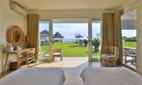 Twin Bedroom with Garden View - Villa Putih - Nusa Lembongan, Bali