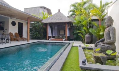 Swimming Pool - Villa Putih - Nusa Lembongan, Bali