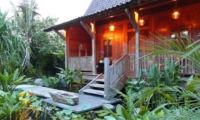 Indoor Living and Dining Area - Villa Radha - Canggu, Bali