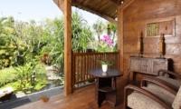 Seating Area - Villa Radha - Canggu, Bali