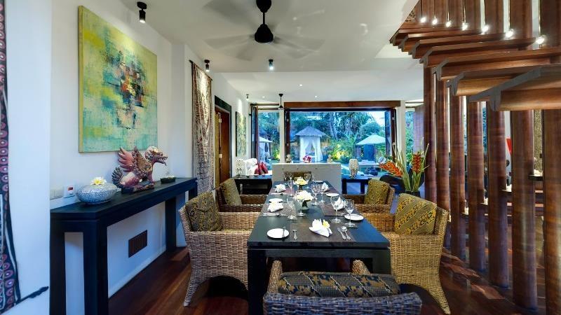 Dining Area - Villa Raj - Sanur, Bali