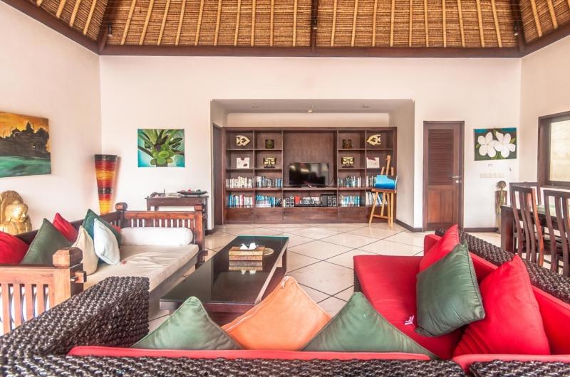 Living Area - Villa Rama - Seminyak, Bali