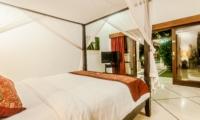Bedroom with Garden View - Villa Rama - Seminyak, Bali