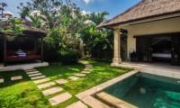 Pool Bale - Villa Rama - Seminyak, Bali