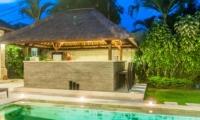 Outdoor Seating Area - Villa Rama - Seminyak, Bali