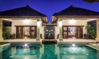 Pool Side - Villa Rama - Seminyak, Bali