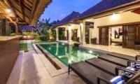 Reclining Sun Loungers - Villa Rama - Seminyak, Bali