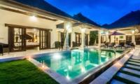 Outdoor View - Villa Rama - Seminyak, Bali