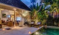 Outdoor Area - Villa Rama Sita - Seminyak, Bali