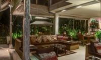 Living Area - Villa Rama Sita - Seminyak, Bali