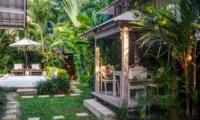 Gardens - Villa Rama Sita - Seminyak, Bali