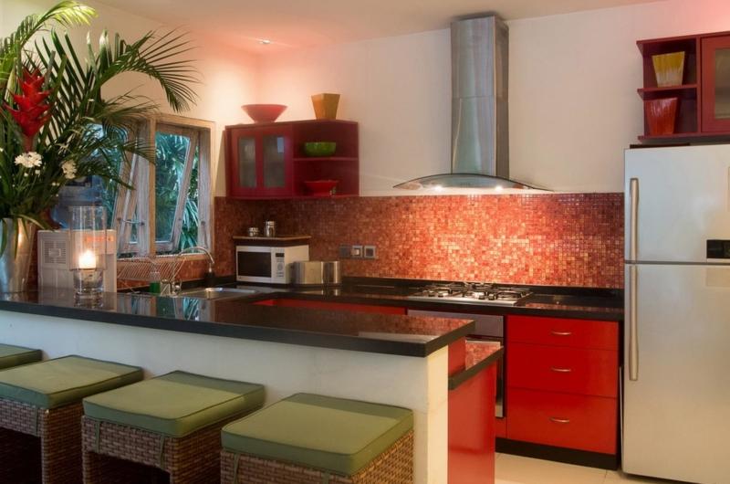 Kitchen Area - Villa Rama Sita - Seminyak, Bali