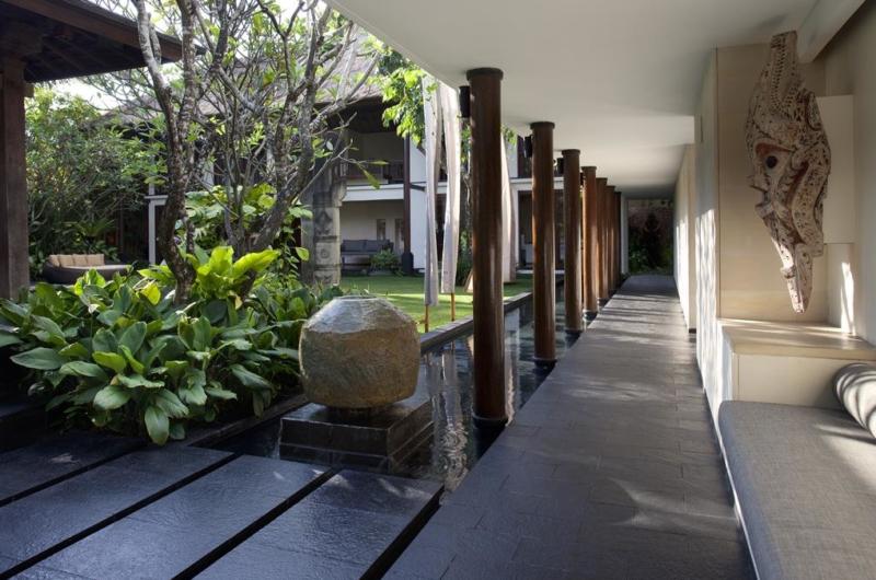 Pathway - Villa Ramadewa - Seminyak, Bali