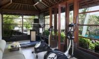 Gym - Villa Ramadewa - Seminyak, Bali