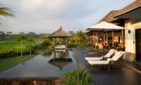 Swimming Pool - Villa Rumah Lotus - Ubud, Bali