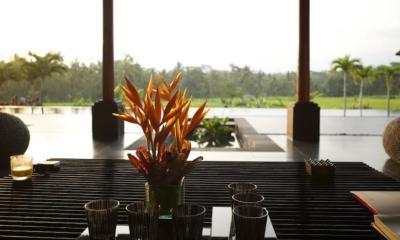 Dining Area - Villa Rumah Lotus - Ubud, Bali