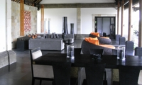 Living Area - Villa Rumah Lotus - Ubud, Bali