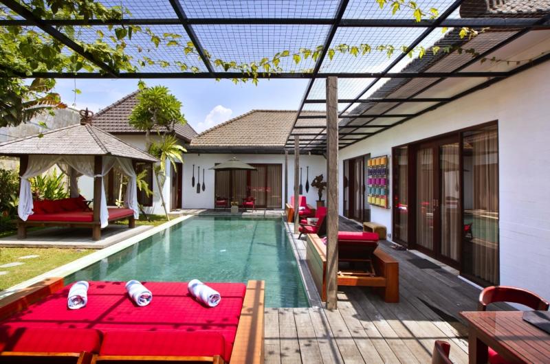 Swimming Pool - Villa Sam Seminyak - Seminyak, Bali
