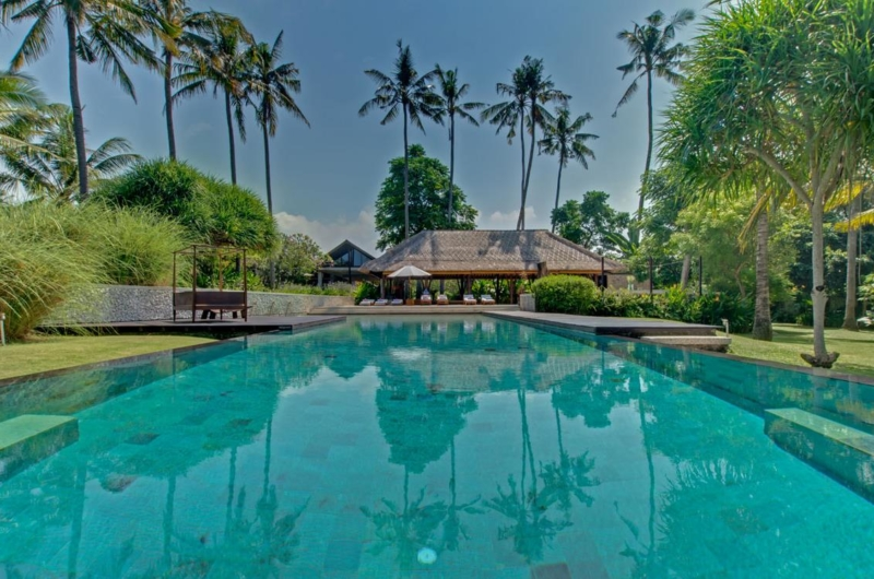 Swimming Pool - Villa Samadhana - Sanur, Bali